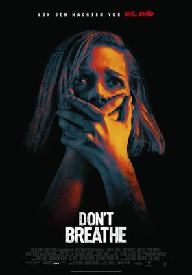 Filmposter 'Don´t Breathe'