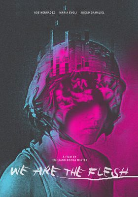 Filmposter 'Tenemos la carne - We Are the Flesh'