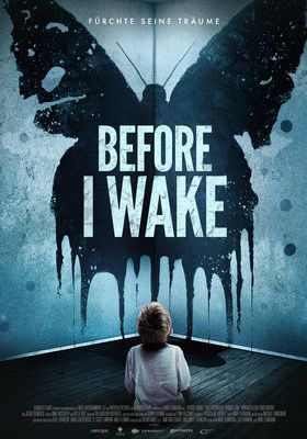 Filmposter 'Before I Wake'