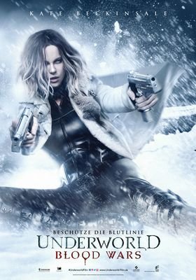 Filmposter 'Underworld: Blood Wars'
