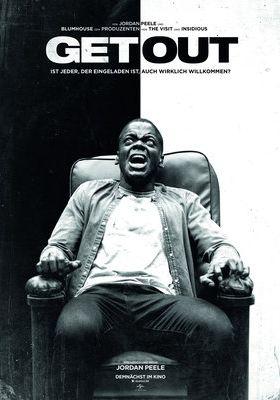 Filmposter 'Get Out (2017)'
