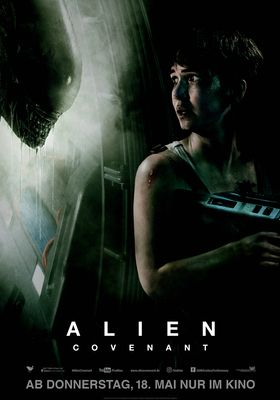 Filmposter 'Alien: Covenant'