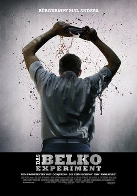 Filmposter 'The Belko Experiment'