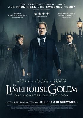 Filmposter 'The Limehouse Golem'