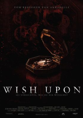 Filmposter 'Wish Upon'