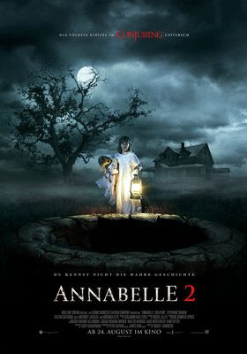 Filmposter 'Annabelle II'