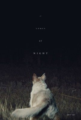 Filmposter 'It Comes at Night'