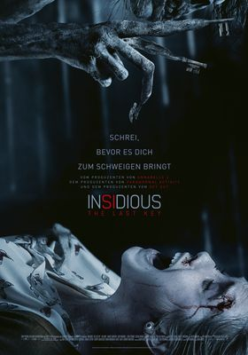 Filmposter 'Insidious: The Last Key'