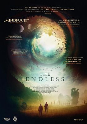 Filmposter 'The Endless'