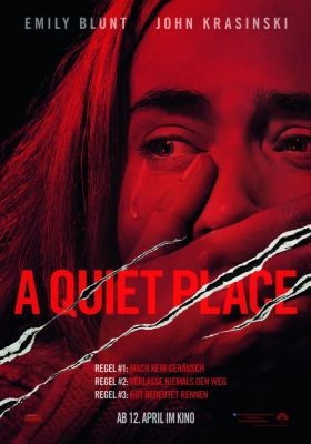 Filmposter 'A Quiet Place (2018)'