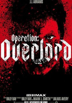 Filmposter 'Operation: Overlord'