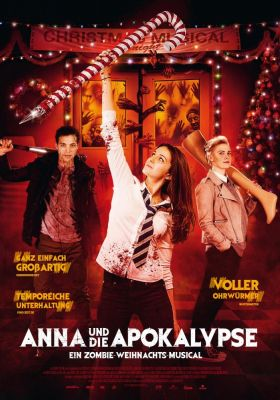 Filmposter 'Anna and the Apocalypse'