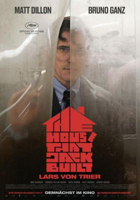 Filmposter 'The House That Jack Built'