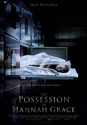 Filmposter 'The Possession of Hannah Grace'