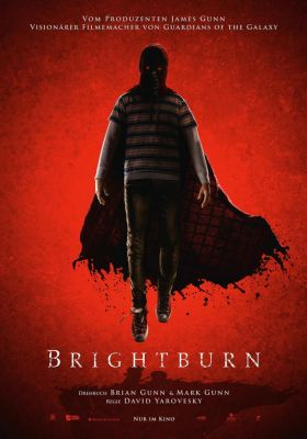Filmposter 'Brightburn: Son of Darkness'