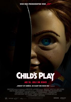 Filmposter 'Child´s Play (2019)'