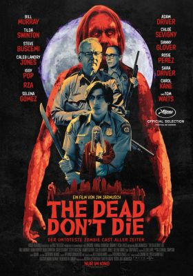 Filmposter 'The Dead Don´t Die'