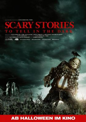 Filmposter 'Scary Stories to Tell in the Dark'