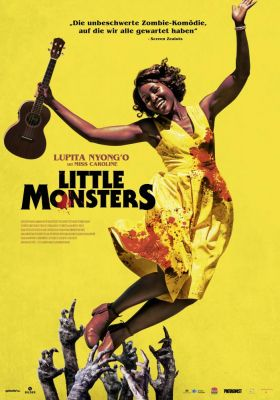 Filmposter 'Little Monsters'