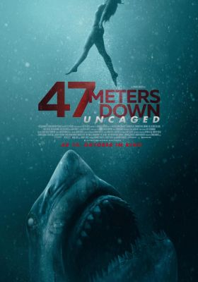 Filmposter '47 Meters Down: The Next Chapter'