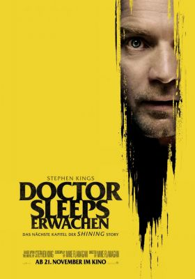 Filmposter 'Stephen Kings Doctor Sleeps Erwachen'