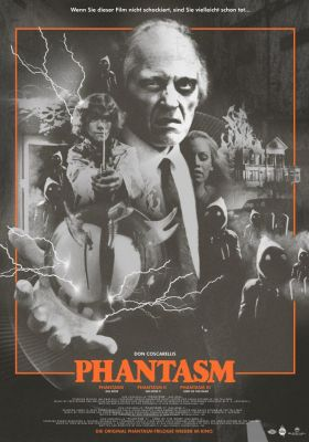 Filmposter 'Phantasm III: Lord of the Dead'
